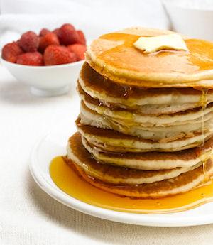 Old Fashioned Breakfast Pancakes recipe   Pancake Recipes